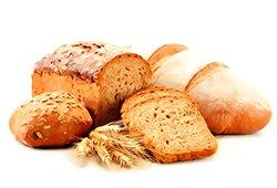 Хлеб из пшеничной муки 1 сорта
