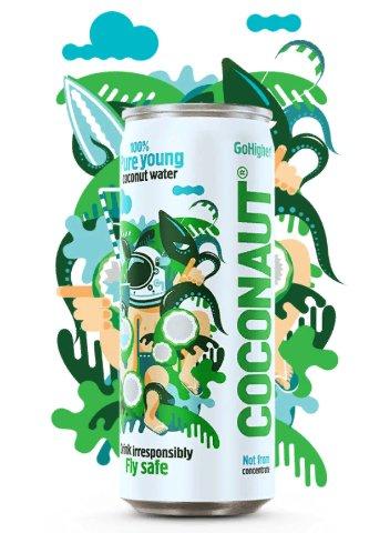 Coconaut напиток безалкогольный 320мл