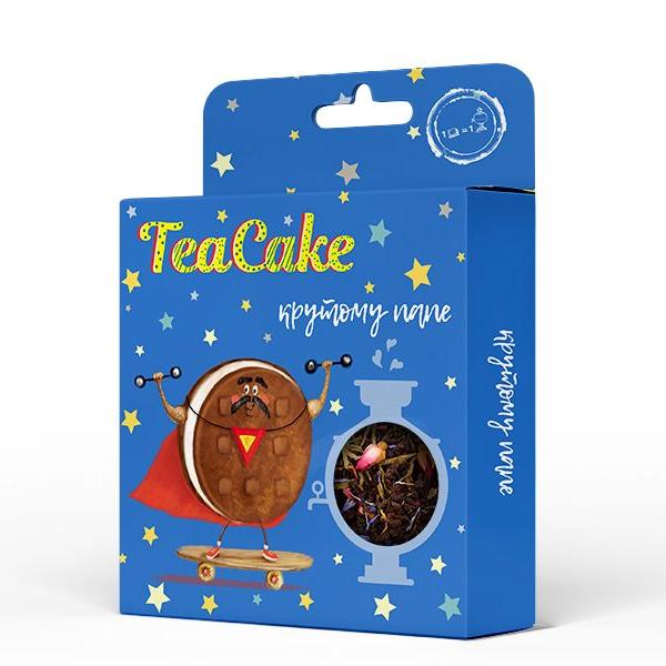 TeaCake Крутому Папе