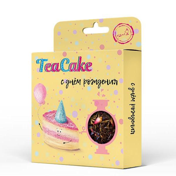 TeaCake С Днем Рождения