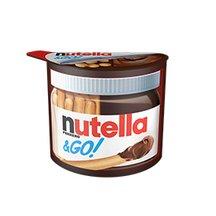 реховая паста Nutella & GO