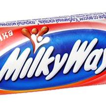 атончик Milky Way Клубничный коктейль