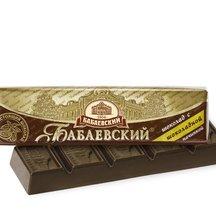 Батончик Бабаевский с шоколадной начинкой