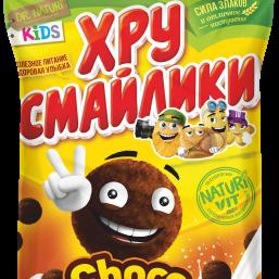 Кукурузные шарики шоколадные