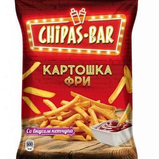 Со вкусом кетчупа (палочки)