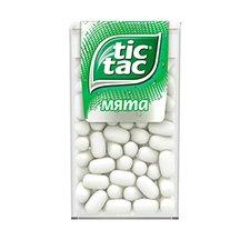 Драже освежающие TicTac вкус Мята