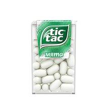 Драже освежающие TicTac вкус Апельсин Мята