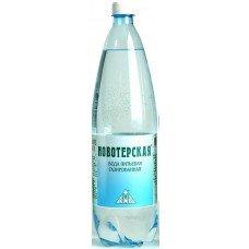 """Минеральная вода """"Новотерская целебная"""" ПЭТ 1,5 л"""