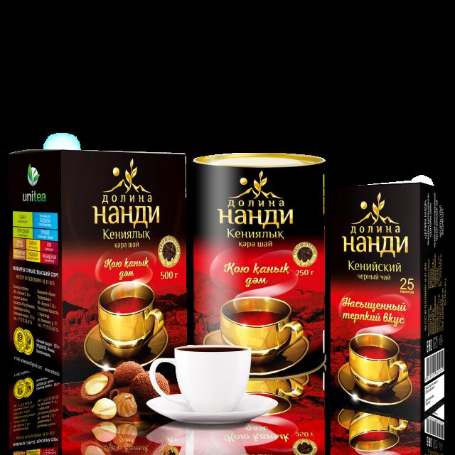 Кенийский чай «Долина Нанди»