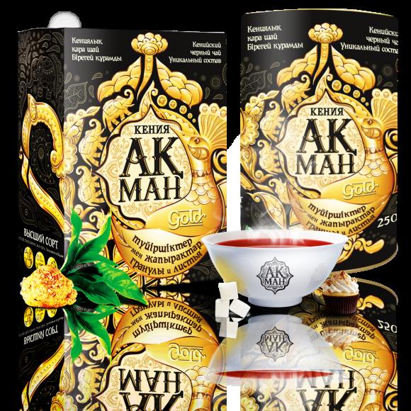 Кенийский чай «Акман Gold»