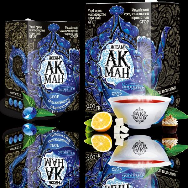 Индийский чай «Ақман Sapphire»