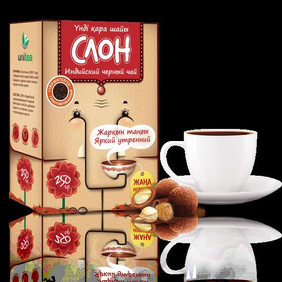 Индийский чай «Слон»