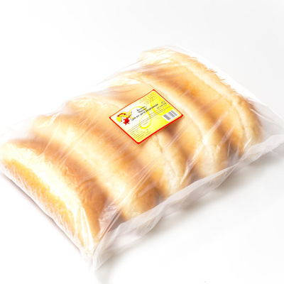 Булочка для хот-дога «ПИКНИК» 40гр (5шт в уп)