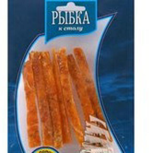 """Щука полоски """"РЫБКА К СТОЛУ"""" 50гр."""