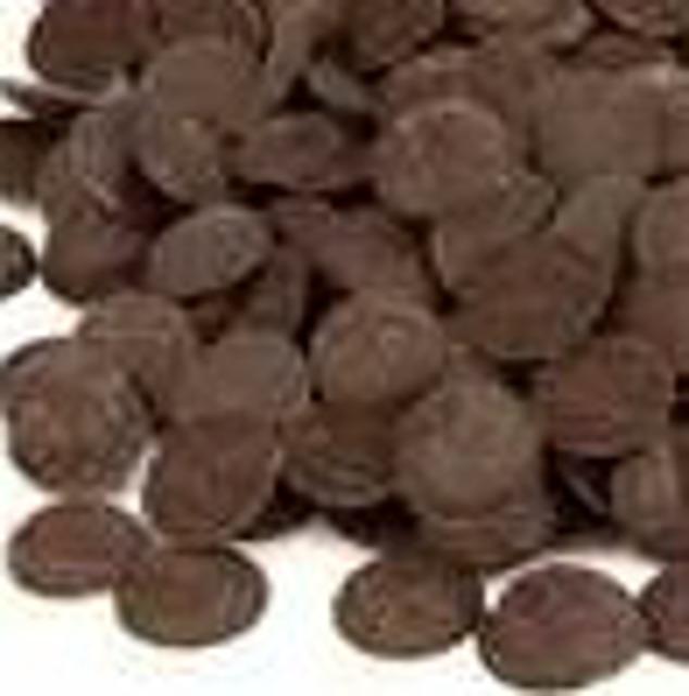 Тёртое какао в дропсах Natra Испания
