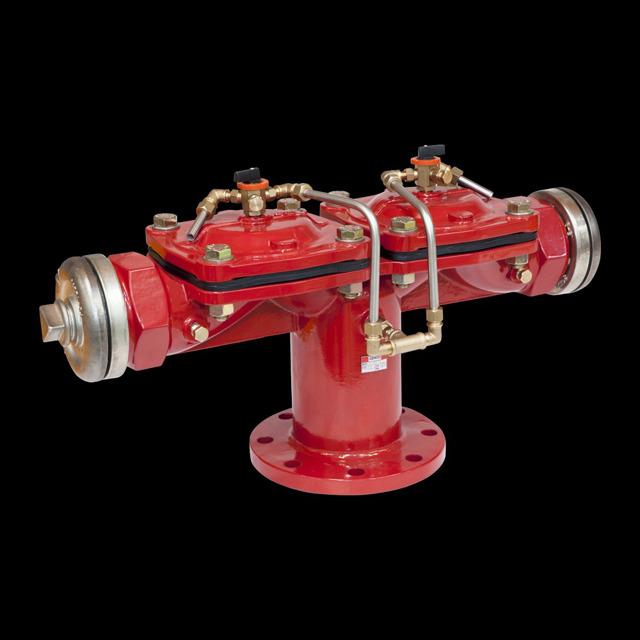 Гидравлический пожарный гидрант