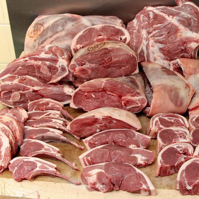 Мясо №19158