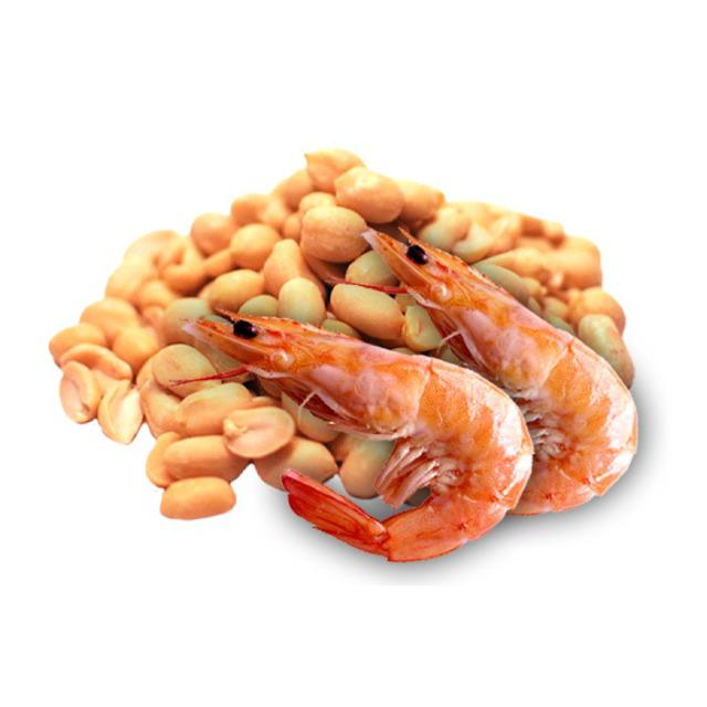 Арахис жареный со вкусом креветки «Нордический»