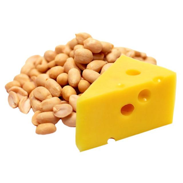 Арахис жареный со вкусом сыра «Чиз»