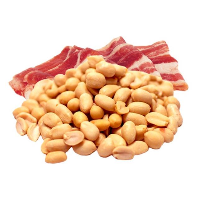 Арахис жареный со вкусом бекона «Буканир»