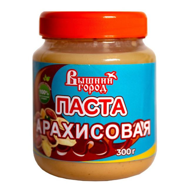 """Паста арахисовая """"Вышний город"""" 300 г"""