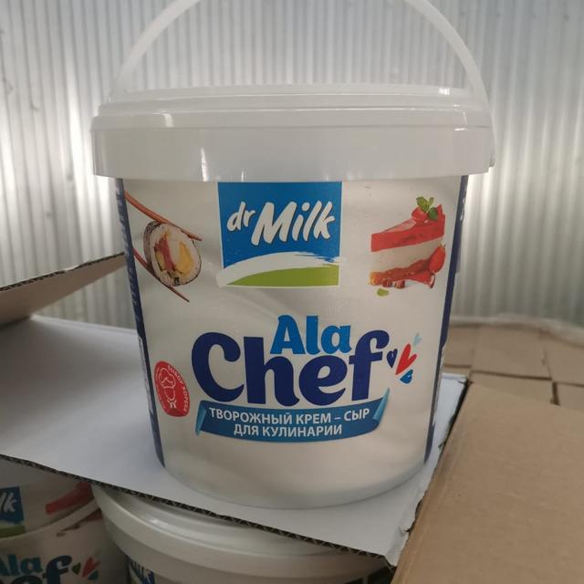 """Творожный крем-сыр от производителя """"Dr. Milk"""""""