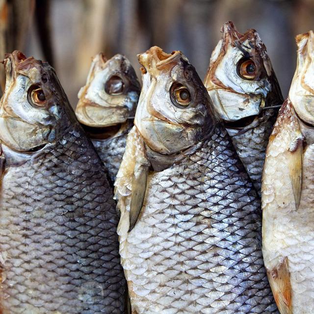 Рыба Вяленая Продам