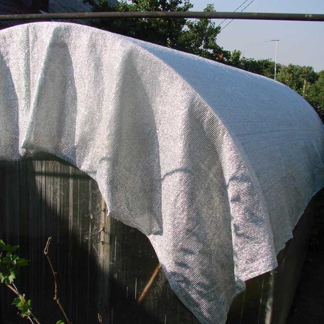 Сетка белая солнцезащитная