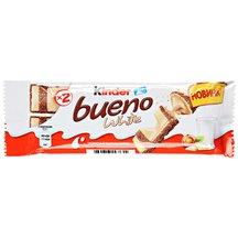 Вафли Kinder Bueno White в белом шоколаде