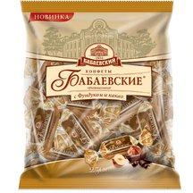 Бабаевские Оригинальные с фундуком и какао 250г