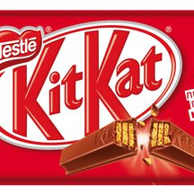Шоколадный батончик KITKAT 4Fingers 45г