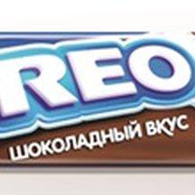 Печенье OREO с какао и начинкой со вкусом шоколада
